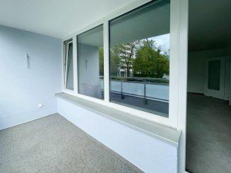 1-Zimmer Apartment mit großem Südbalkon