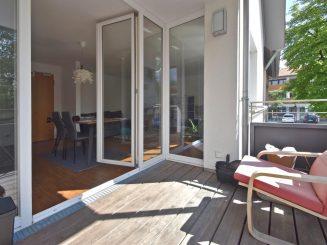 Großzügige 2-Zimmer-Wohnung mit Loggia im Zentrum von Deisenhofen