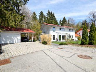 Gemütliches Einfamilienhaus in idyllischer Waldrandlage von 82041 Oberbiberg