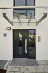 Neubau: 2-Zimmer-Erdgeschosswohnung mit Gartenanteil in München / Aubing