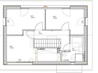 Neubau eines stilvollen und hochwertigen Einfamilienhauses in Oberhaching