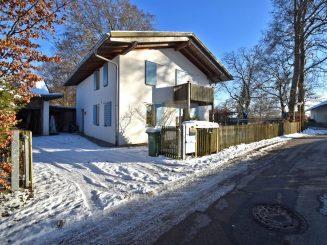 Freistehendes Einfamilienhaus in 82041 Oberbiberg