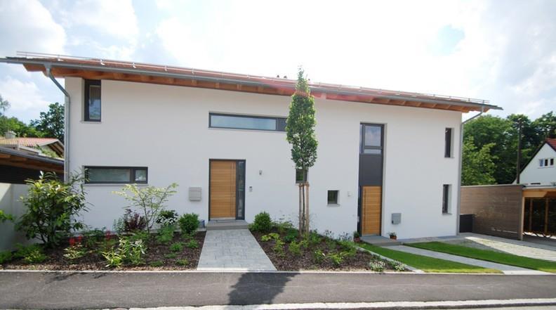 Zwei großzügige Doppelhaushälften in Bestlage von 82041 Deisenhofen