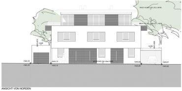 Schlüsselfertiges Architekten Designer Eckhaus in Bestlage von Großhadern