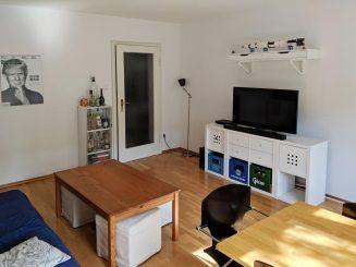 Gemütliche 4-Zimmer-Wohnung in München / Milbertshofen