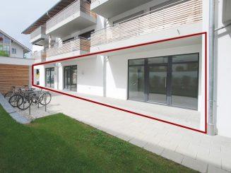 Im Herzen von Deisenhofen: Zentral gelegene Laden-/ Büro- oder Praxiseinheit