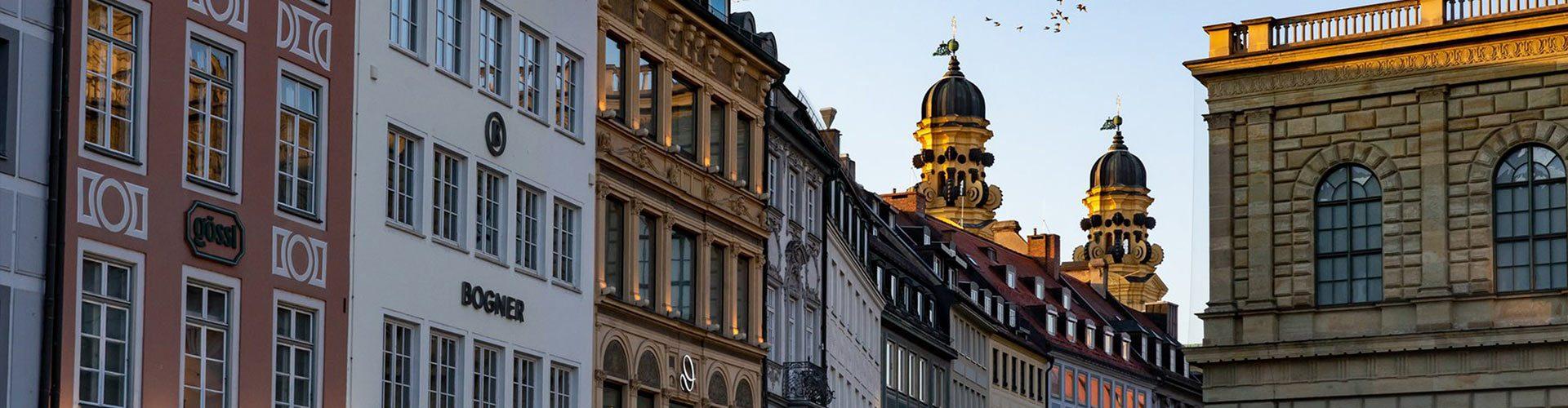 Immobilien München - RITTER Immobilien & Bauträger