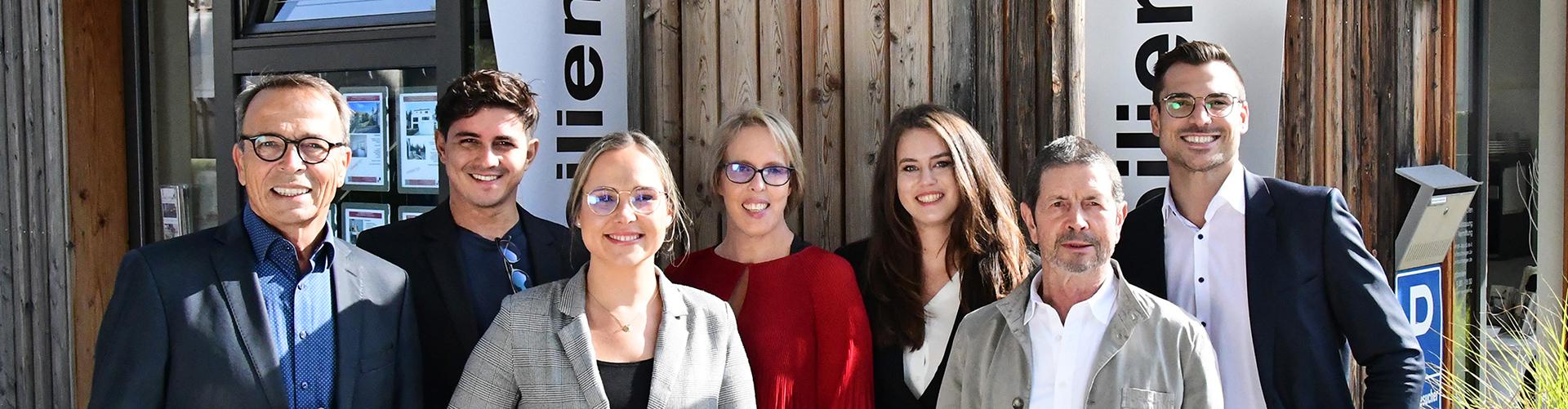 Gruppenfoto Team Ritte