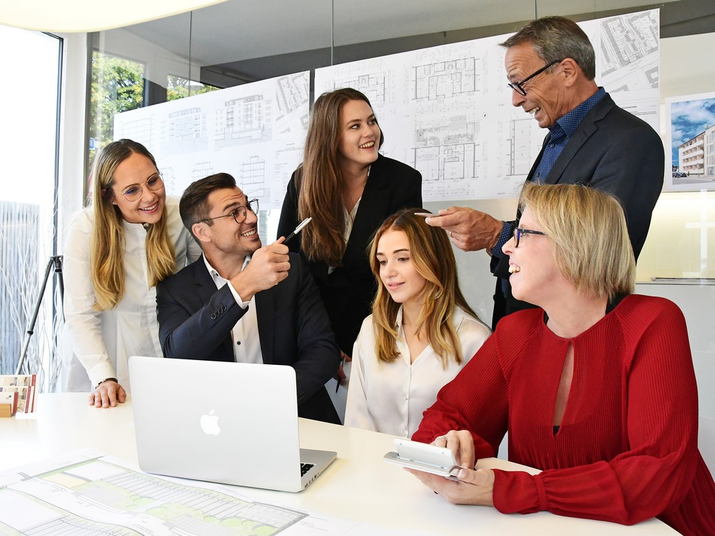 Partner - Ritter - Team - Familienunternehmen - Immobilien München - Deisenhofen - Bauträger - Verkauf - Vermietung