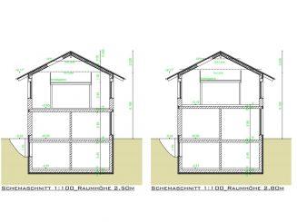 Attraktive und zentrale Baugrundstücke mit Vorbescheid Grundstück 2