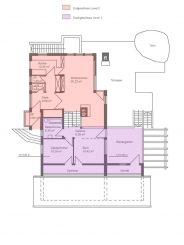 Split-Level-EFH mit schöner Raumaufteilung in zentraler und doch ruhiger Lage von Deisenhofen