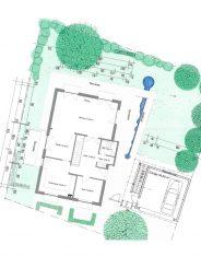 Luxuriöses Einfamilienhaus mit schön angelegtem Süd-Westgarten in Oberhaching