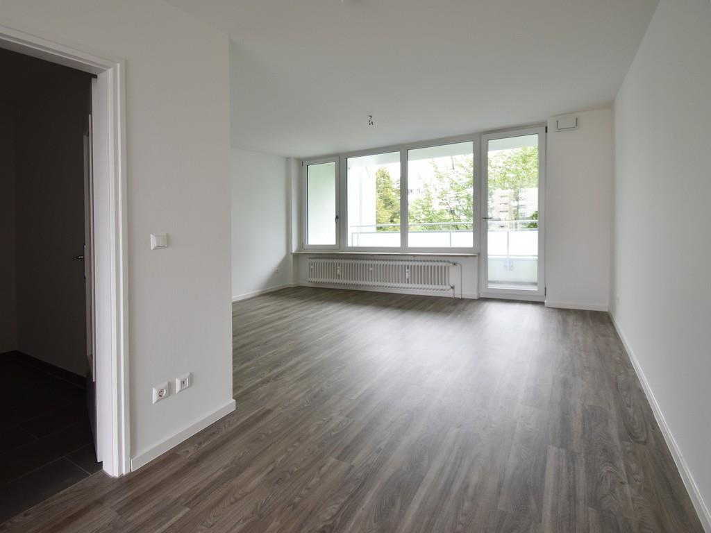 Gut geschnittene 3-Zimmer-Wohnung mit Ostbalkon