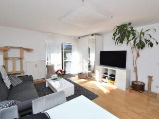 Attraktive 3-Zimmer-Erdgeschosswohnung in 82041 Oberhaching