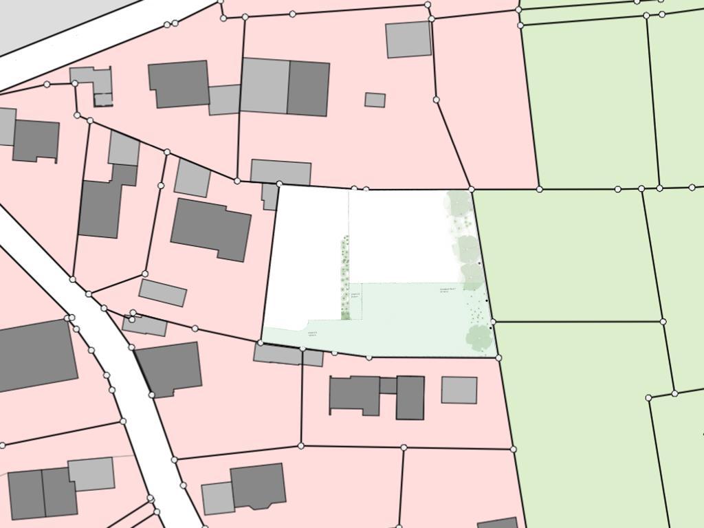 Grundstück in Ortsrandlage zur Bebauung mit einem Einfamilienhaus in Straßlach-Großdingharting